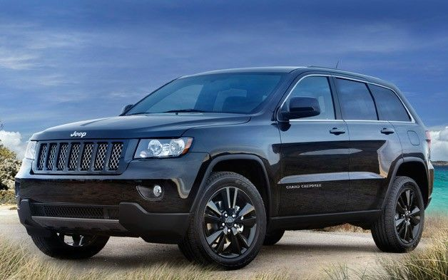 Stealthy Jeep Grand Cherokee Concept Headed For Production Jeep