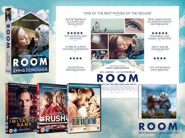 Mama Mummy Mum: ROOM Movie Review and Giveaway