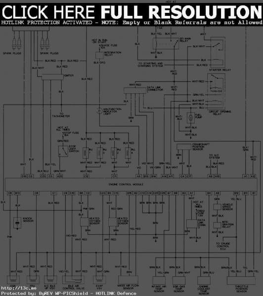 1994 Toyota Corolla Wiring Diagram Diagram Diagram Toyota Corolla Toyota