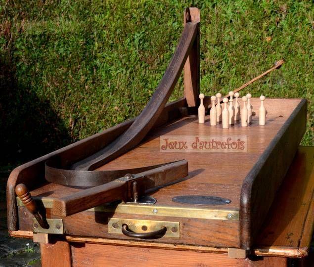 Les 25 meilleures idées de la catégorie Jeux anciens en bois sur Pinterest Jeux anciens, Jeux  # Jeux En Bois Kermesse