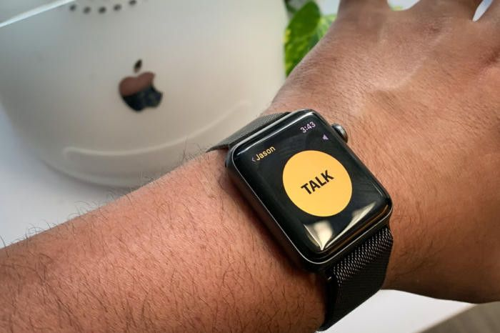How to use the WalkieTalkie app on Apple Watch — Southern