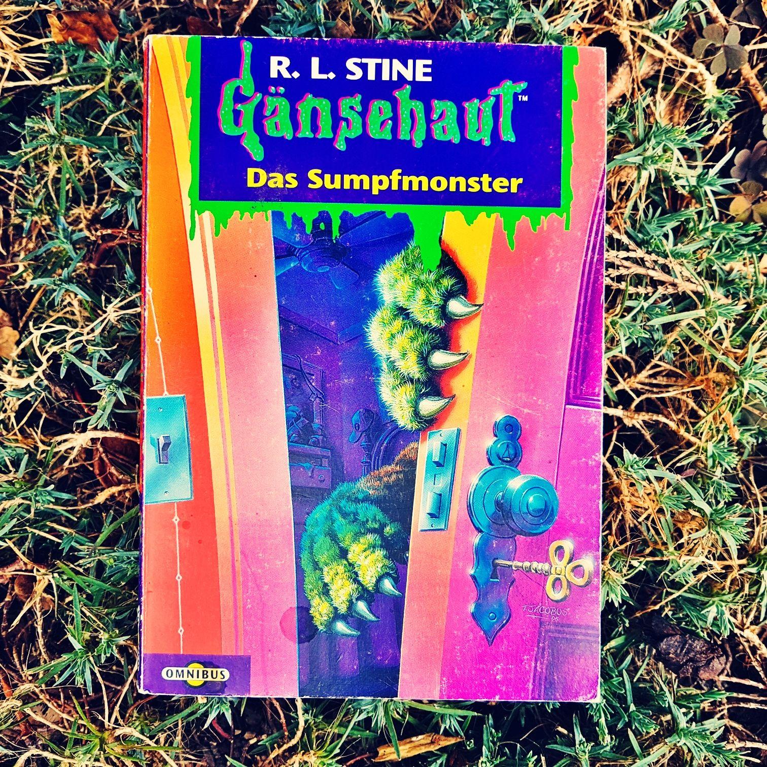 Gänsehaut das Sumpfmonster von R.L.Stine
