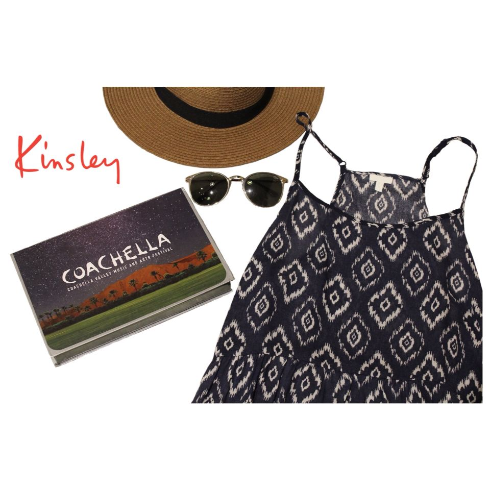 Get all your Coachella needs at a @Kinsleyshop near you!