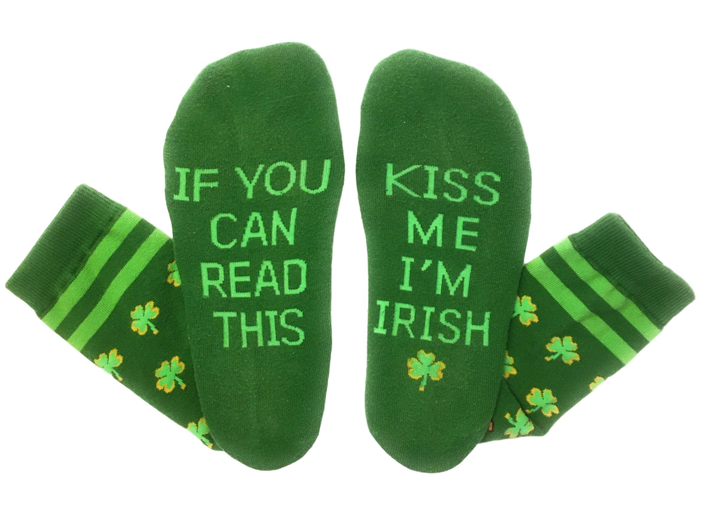 KISS ME Compression Socks For Women Casual Fashion Crew Socks