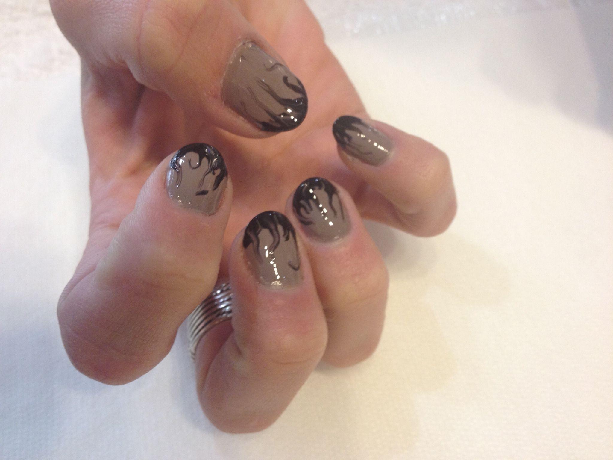 nailart #nails #manicure #GingerBaySalonandSpa #Terri #shellac ...