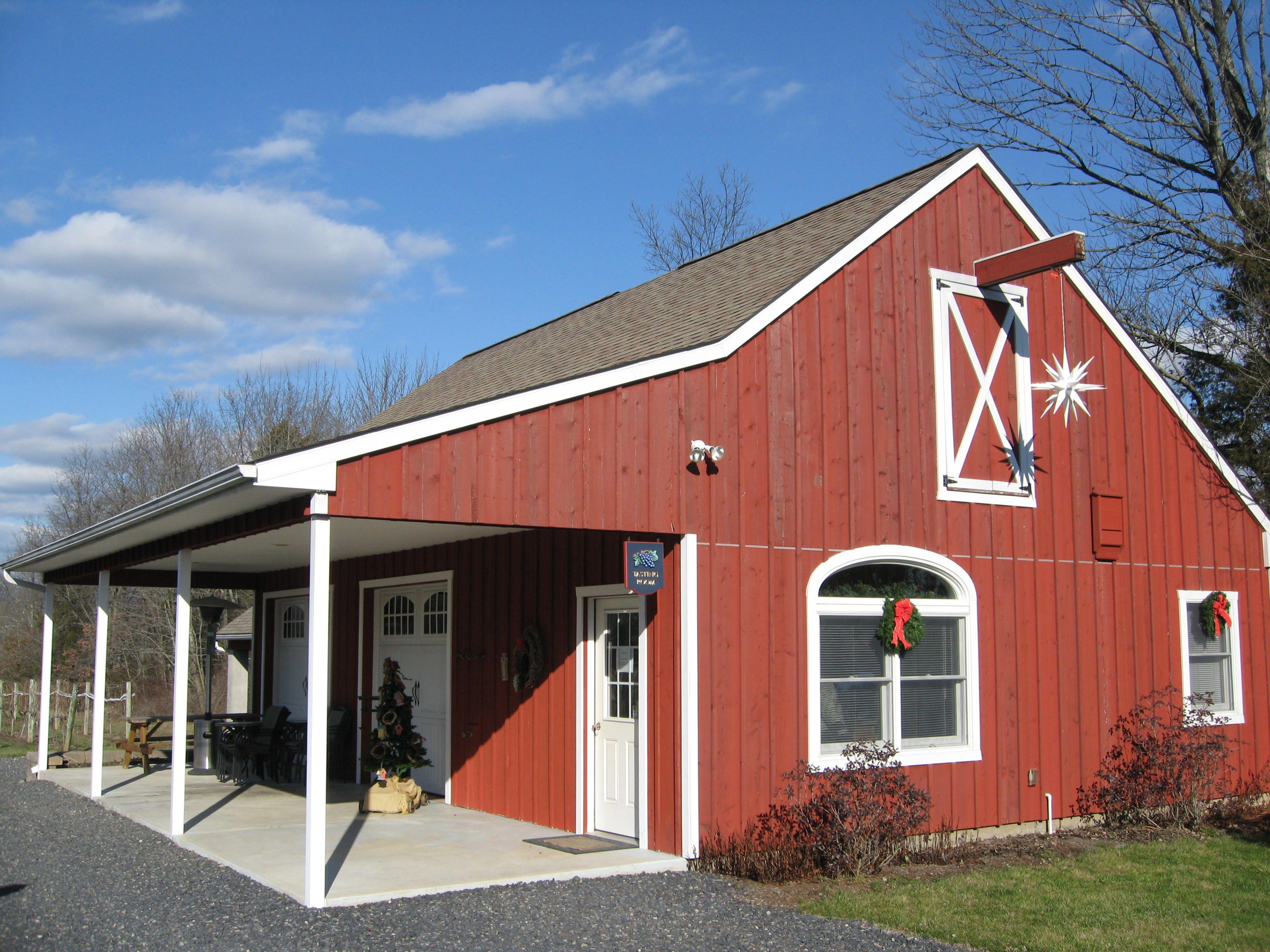 The Tasting Room At Unami Ridge Winery Bucks County Pa Bucks County Pa Ridge Winery Tasting Room
