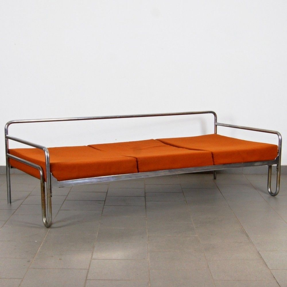 Vintage sofa, 1930s Vintage sofa, Bauhaus furniture