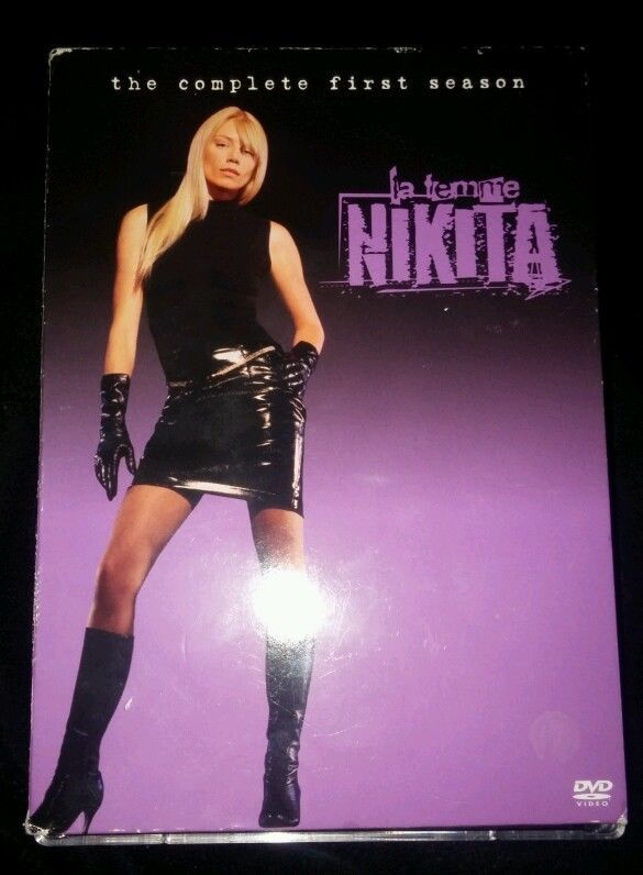 LA FEMME NIKITA THE COMPLETE FIRST SEASON 1 ONE DVD   buy it