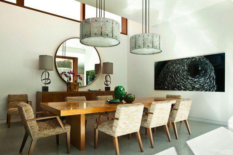 107 idées fantastiques pour une salle à manger moderne Room ideas