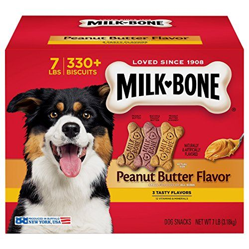Dgs Milk Bone Peanut Butter Dog Treat Small Dogtoys Dogtoybox