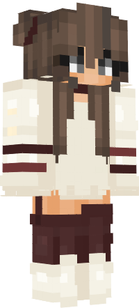 skins minecraft pe download anime