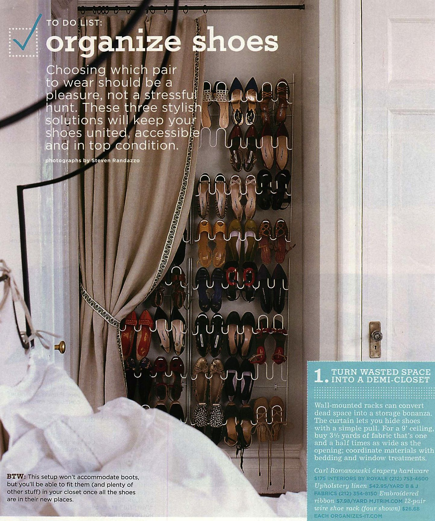 How To Organize Shoes...if Only. I Miss My Korean Shoe Closet