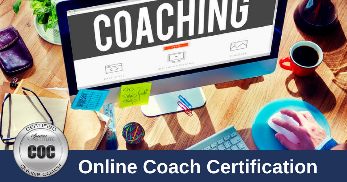 Online Coach Certification   Online coaching