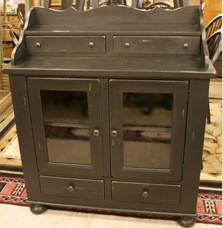 Broyhill Attic Heirlooms Dining Chest In Black Stain Heirloom Furniture Furniture Broyhill