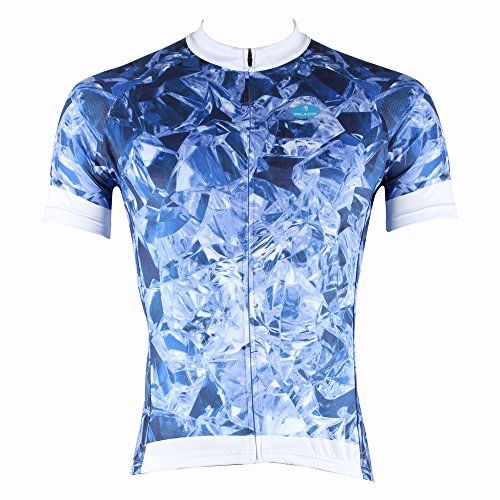 Paladin Mens Ice Design Cycling Jersey Size XL ** See this