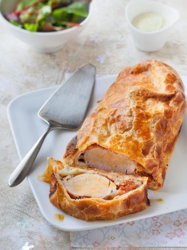 Filet mignon en croute l italienne recette en cuisine les viandes pinterest carne - Marmiton recette cuisine filet mignon ...