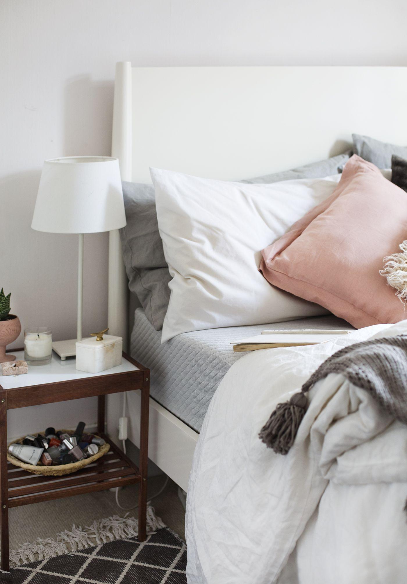 Leesa mattress   a better nights sleep   bedroom interiors   soft fabric   neutrals