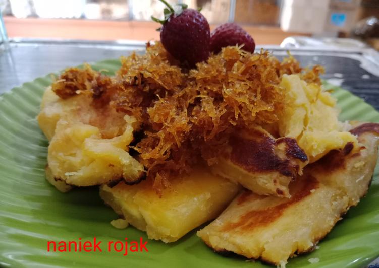 Resep Colenak Oleh Naniek Rojak Resep Makanan Resep Seni Makanan