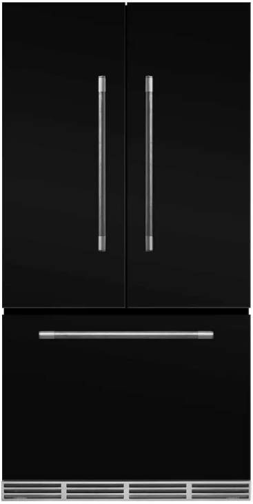 Mmcfdr23blk By Aga French Door Refrigerators Goedekers Com Counter Depth French Door Refrigerator French Door Refrigerator French Doors