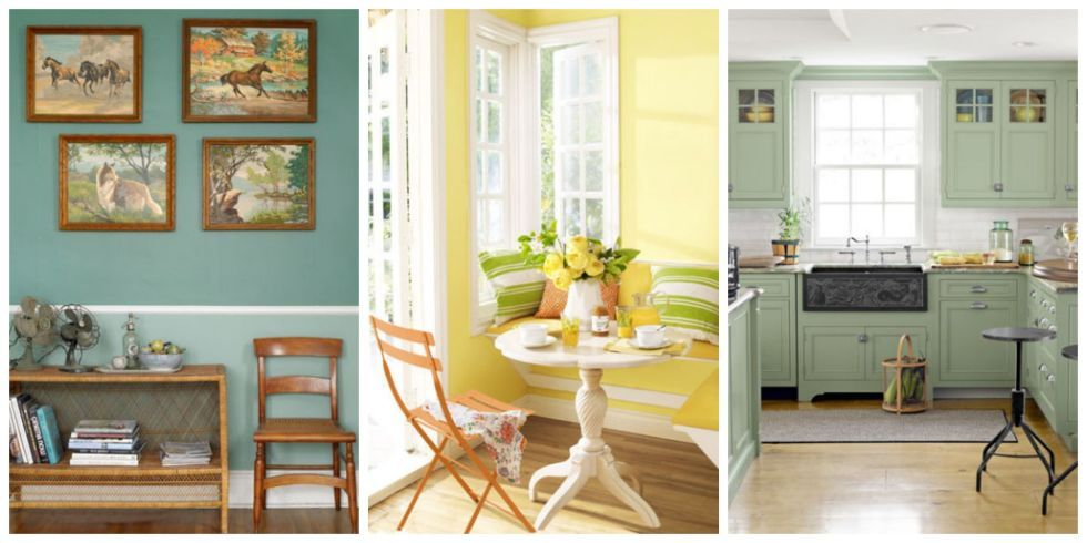 11 Smart Ways to Brighten Your Home With Color | Pinterest | Wall ...