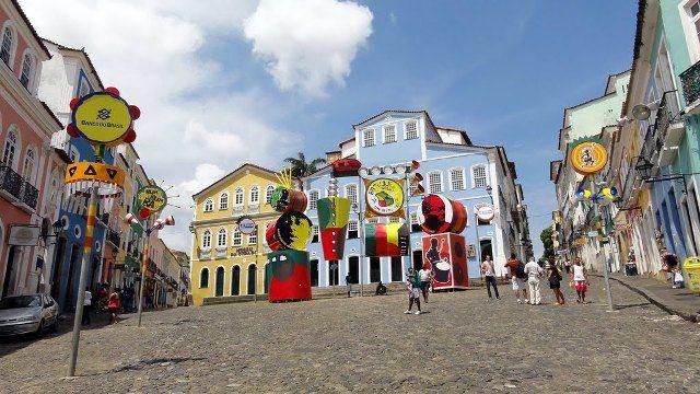 Pelourinho, Salvador, Bahia, Brasil