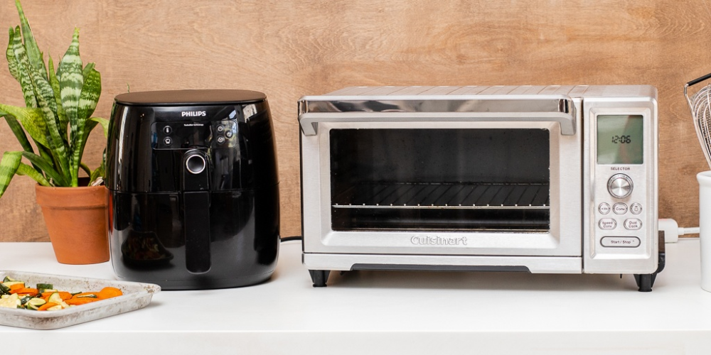 The Best Air Fryer Is A Convection Toaster Oven In 2020 Toaster Oven Best Air Fryers Convection Toaster Oven