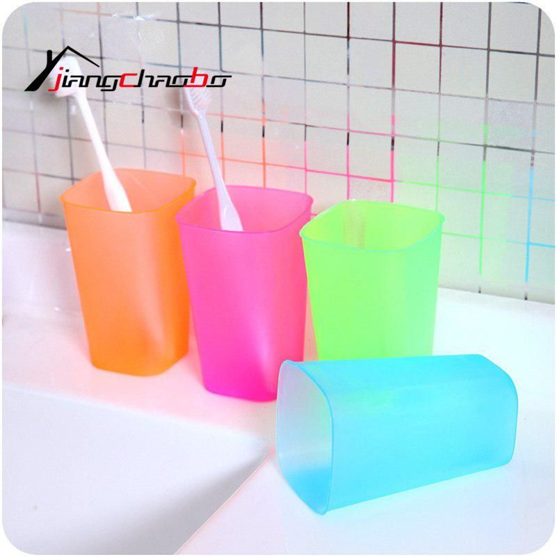 5pcs Portable Utility Toothbrush Holder Tooth Mug Toothpaste Cup Bath Travel Accessories Us 7 14 Bath Travel Brushing Teeth Travel Accessories Set