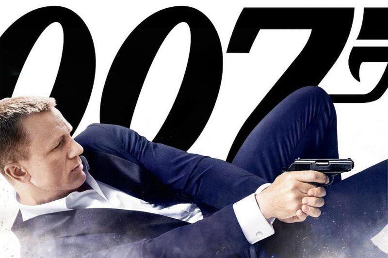007. Skyfall, Daniel Craig.