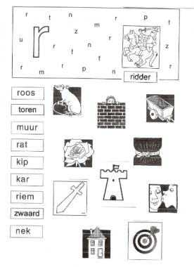 Juf florine ridders en for Werkbladen ridders en kastelen