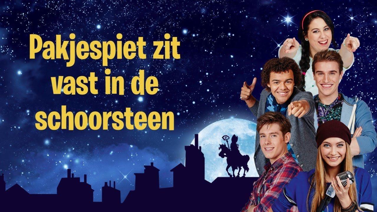 Sinterklaasliedje Pakjespiet Zit Vast In De Schoorsteen Ghost Rockers Rockers Liedjes Sinterklaas
