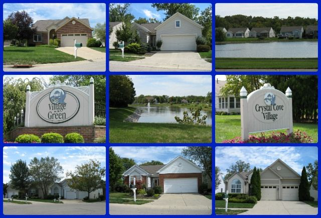 Perfect Village On The Green Crystal Cove Village Patio Home Community Of  Maineville Ohio 45039. Pool