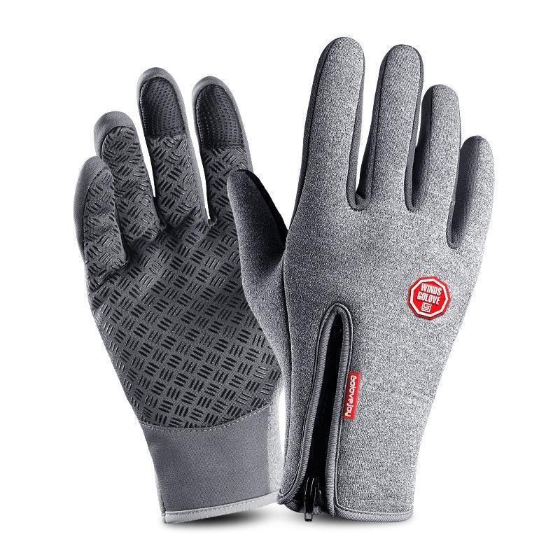 Winter Men/'s Women Touch Screen Gloves Outdoor Sport Cycling Ski Warm Windproof