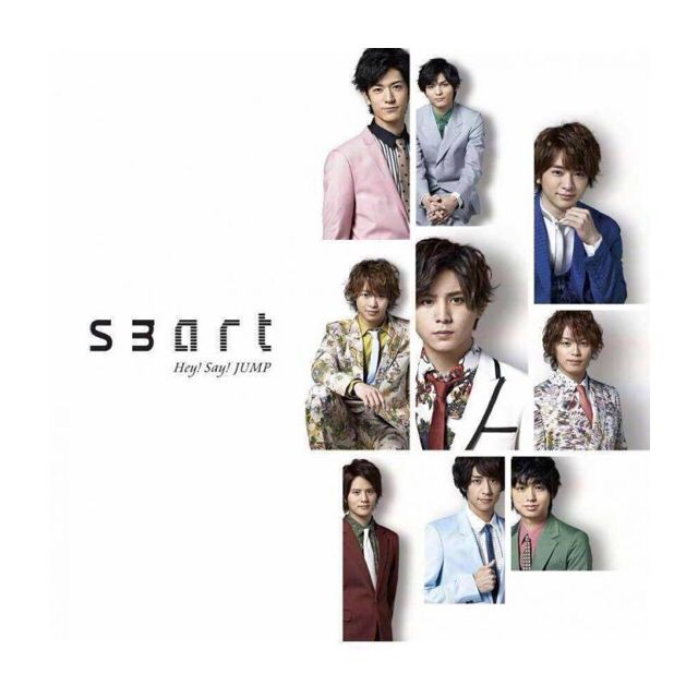 Image result for hey say jump smart album