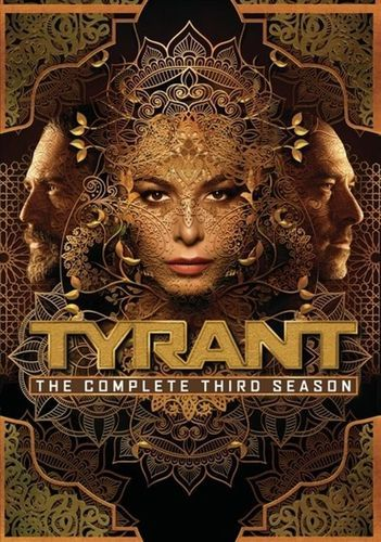 Tyrant The Complete Season Three 3 Discs Dvd In 2019 Products