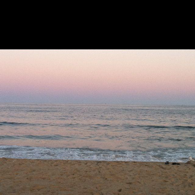 Sunset Ocean City, Maryland