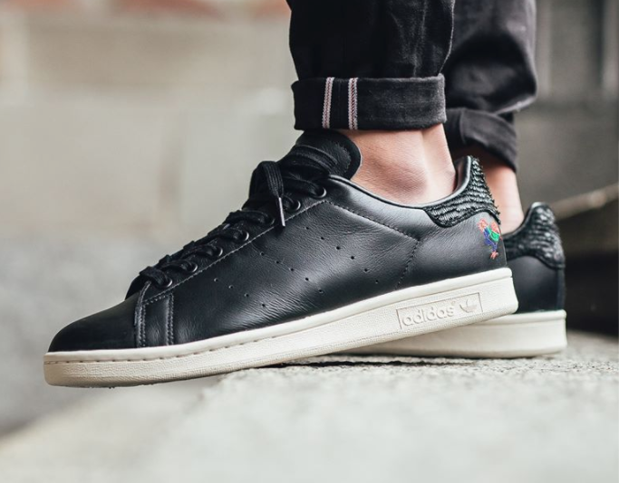 adidas originals Stan Smith 'Chinese New Year' Black