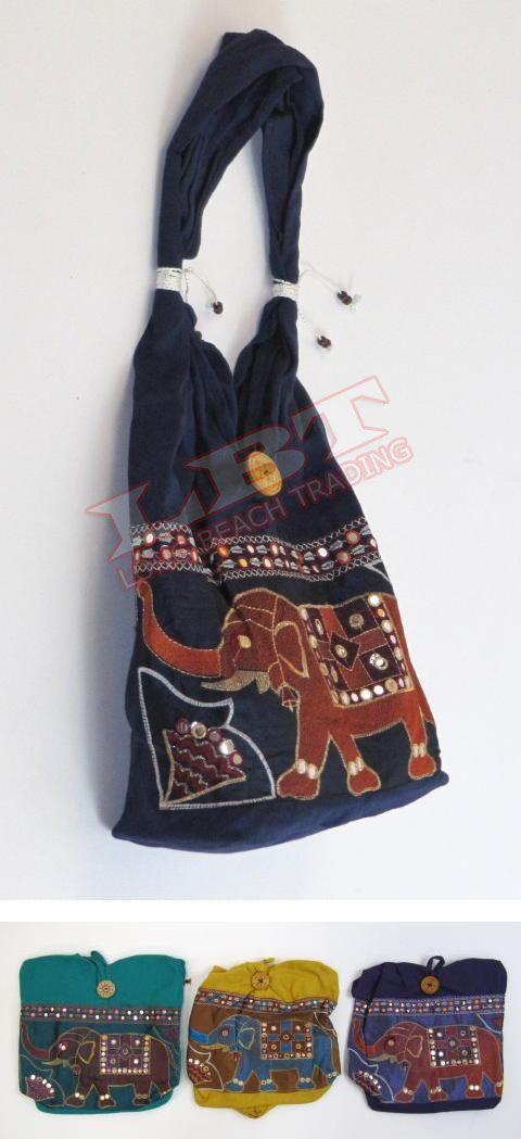 my beloved elephant bag!