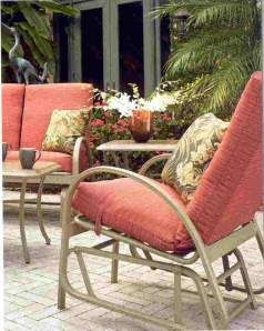 Telescope Aruba Cushion Patio Furniture Countrystove Clevelandohio
