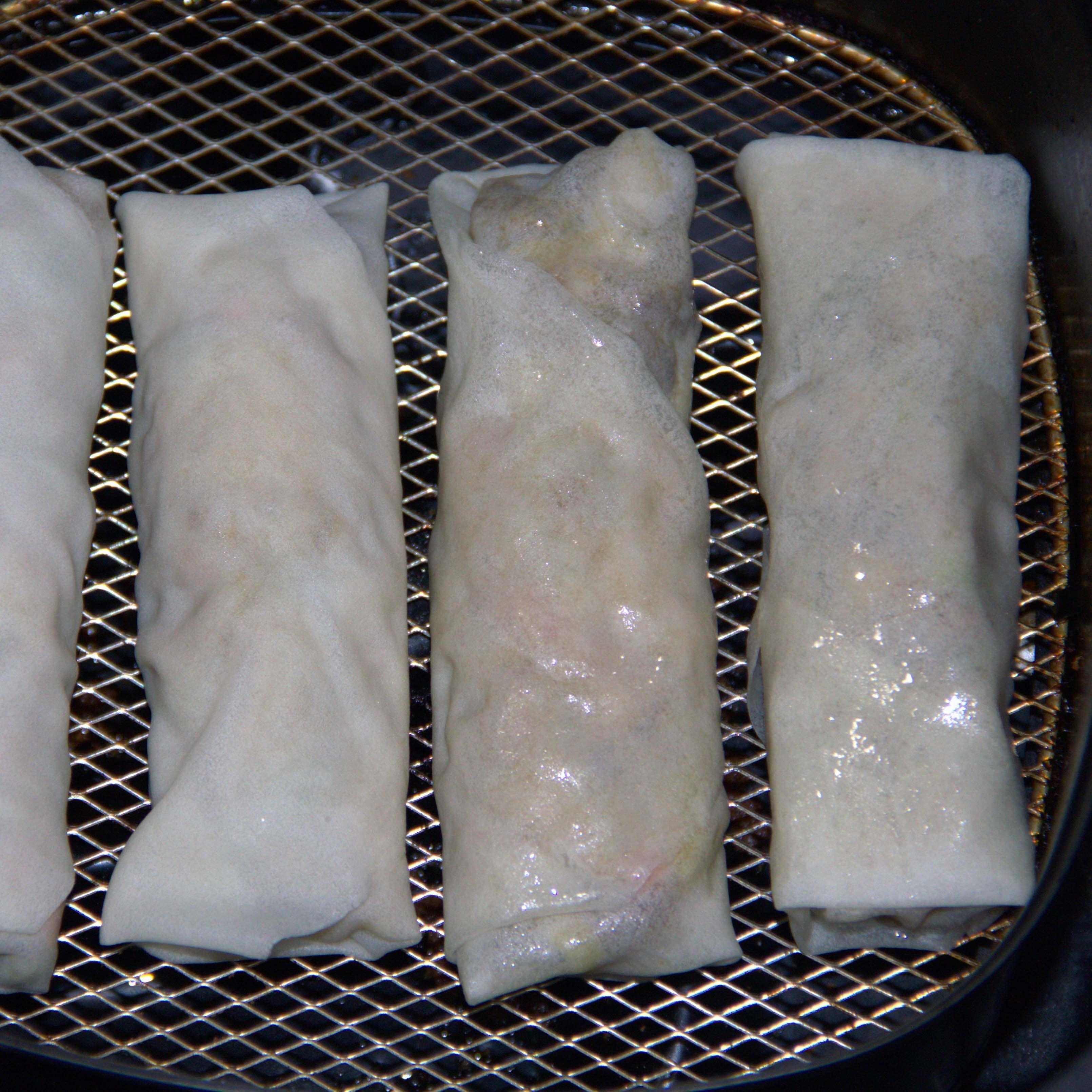 Easy Spring Rolls (Air Fried) Recipe Air fryer recipes