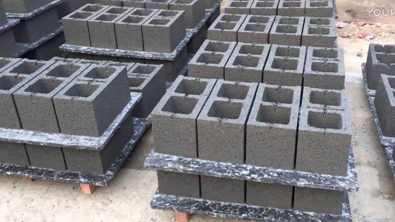 Giantlin Price Of Qt4 25 Automatic Building Cement Concrete Hollow Block Concrete Making Machine Cement