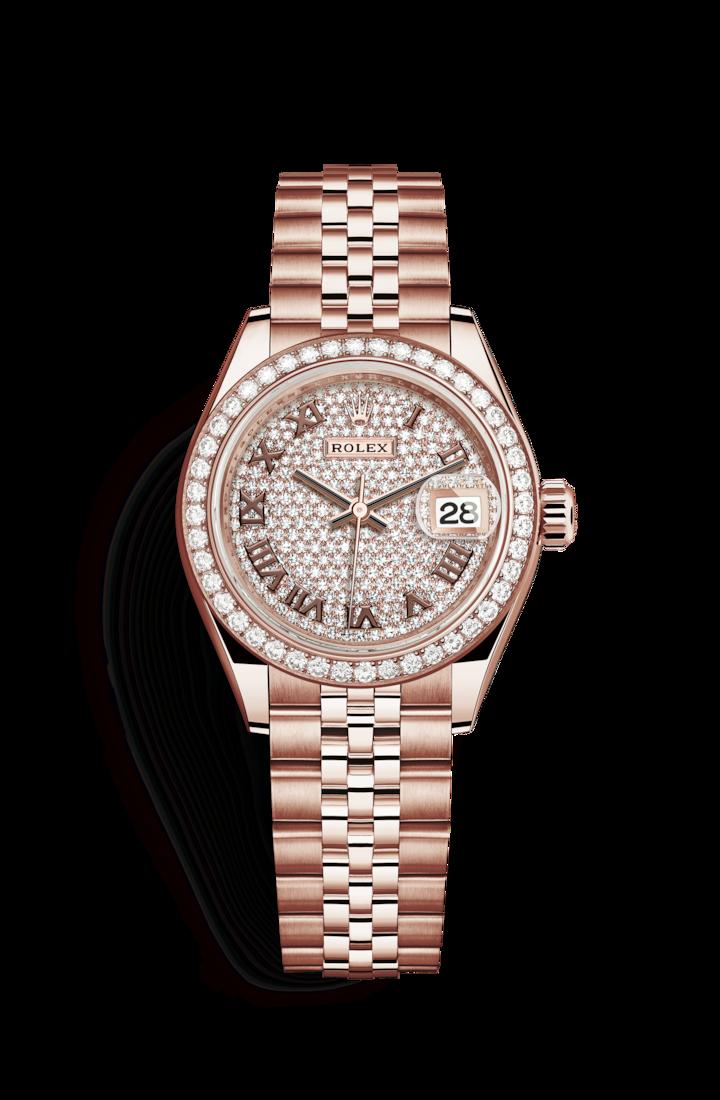 ساعة رولكس بيرل ماستر ٣٤ M81285 0013 ساعات رولكس السويسرية الفاخرة Rolex Datejust Kors Watches Watches