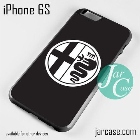 Alfa Romeo Car Logo Phone case for iPhone 6/6S/6 Plus/6S plus