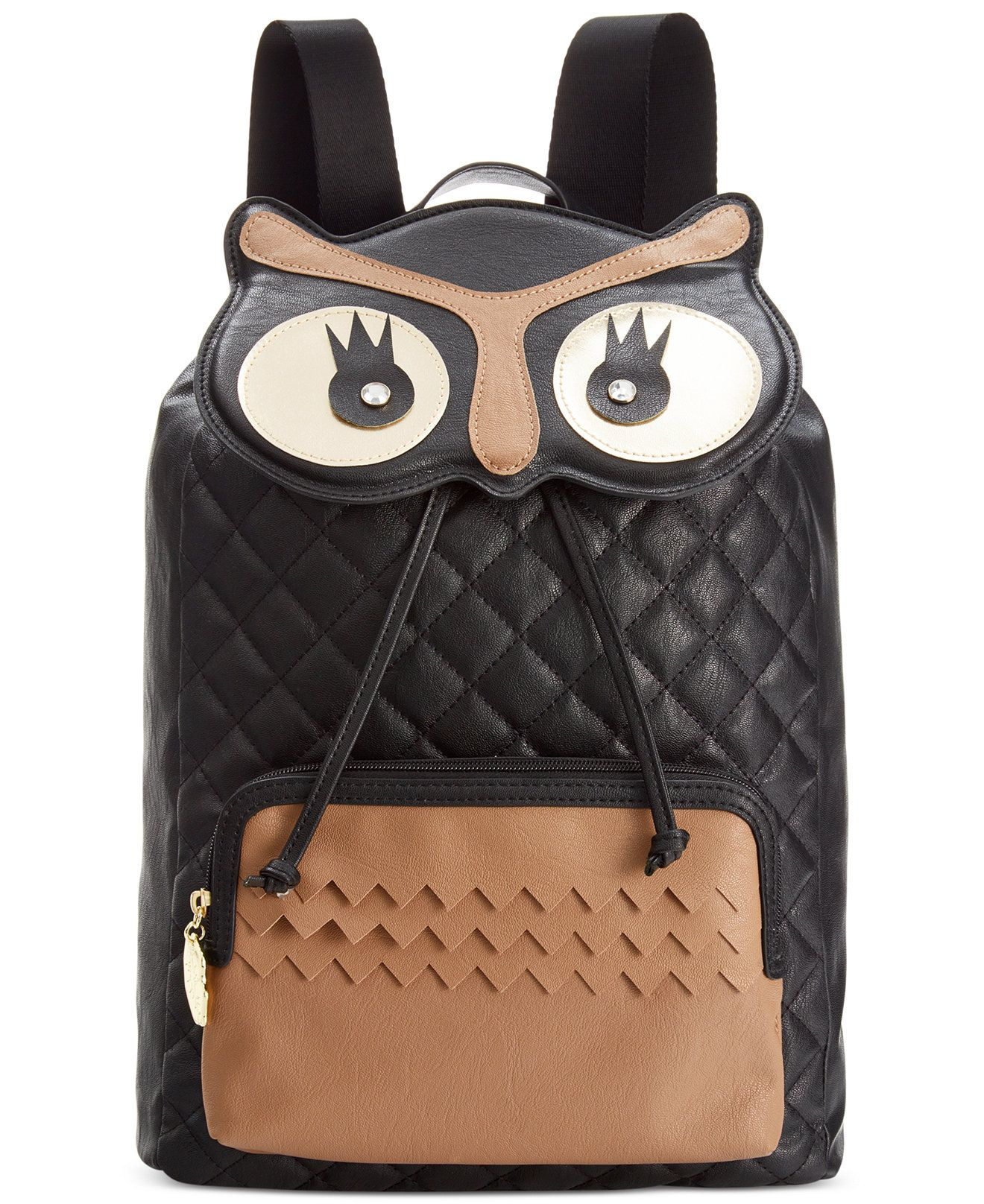 On sale for  80 right now... Betsey Johnson Owl Backpack - Handbags ... ae81485ac9687