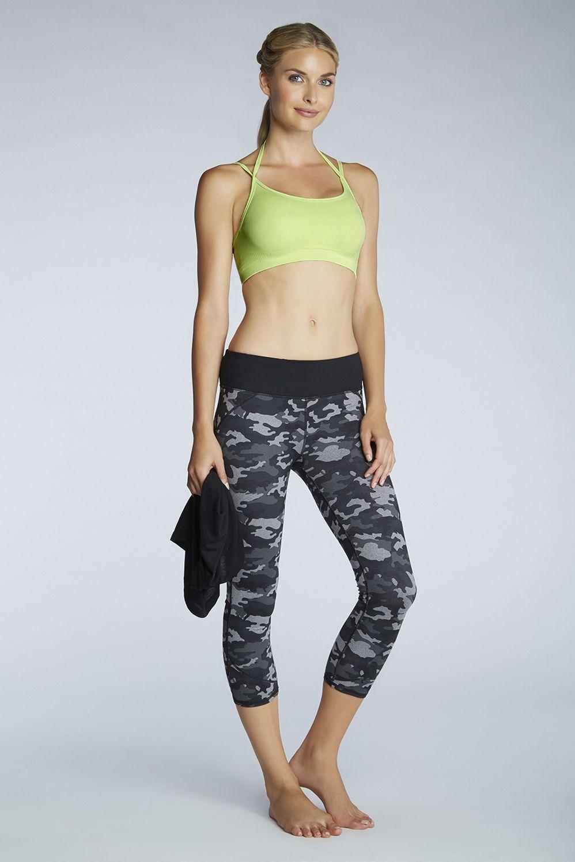 Escalante fabletics sportswear women yoga workout