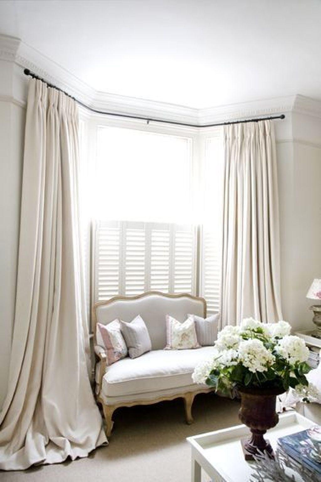 20+ Superb Bay Window Ideas With Modern Interior Design