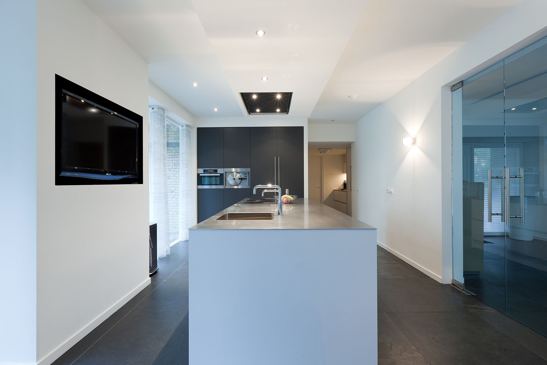 Maatwerk keuken eggersmann witte design keuken keuken