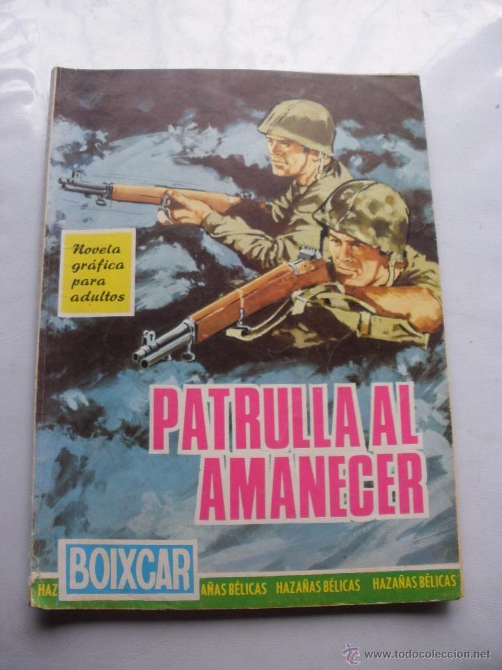 PATRULLA AL AMANECER EDICIONES TORAY