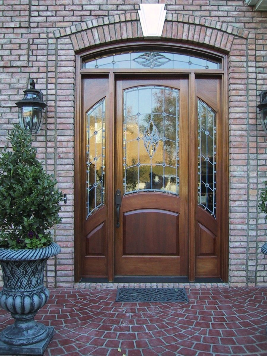 mahogany stained glass door charlotte nc products i love