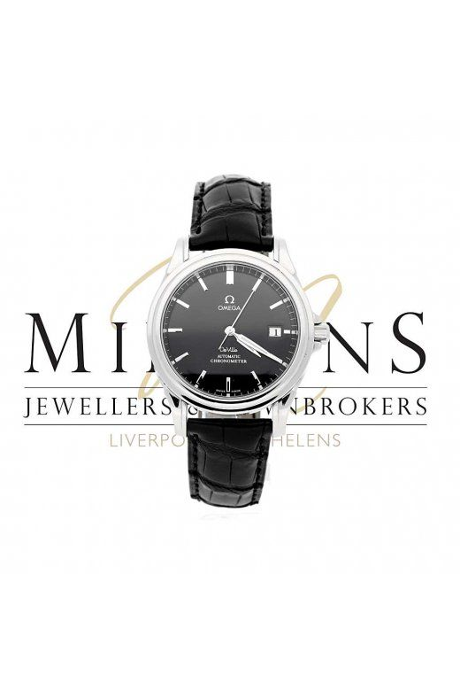 Omega Pre Owned Mens DeVille Automatic Watch  code:8221037