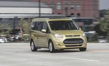 2014 Ford Transit Connect 2 5 Lwb If At First You Don T Succeed